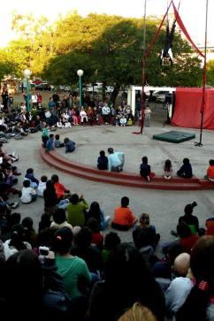 Pre Festival Circo en escena, Cordoba, Arg - 2014