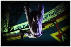 Festval Internacional de circo Hazme Reir, Mar del Plata, Arg - 2011