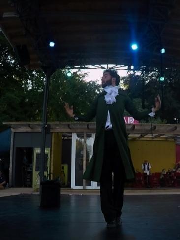 Zurcher Theater Spektakel, CH - 2017