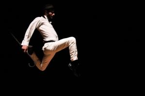 essai de Studio, LIDO, ecole superior de cirque, Toulouse, Fr - 2015
