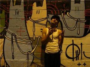 street performance, Rio de Janeiro, Br - 2010