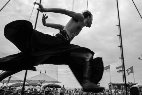 Kulturufer Festival, Friedrichshafen, Germany 2018 / Ph Markus Plaum