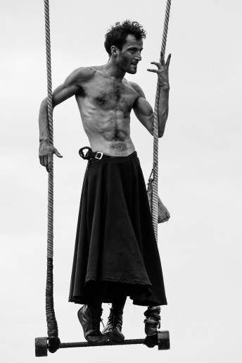 Nagual - Adriano Cangemi -5,3- trape diablo parado