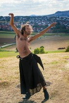 Adriano Cangemi - NAGUAL - bewegter-wind festival - Ph Horst siebert 1