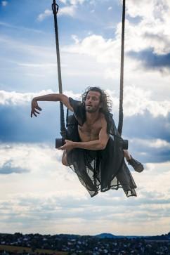 Adriano Cangemi - NAGUAL - bewegter-wind festival - Ph Horst siebert 2