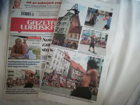 Poland News papers