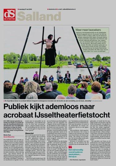 De Stentor - Netherlands Newpaper